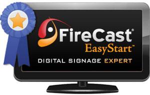 FireCast Digital Signage EasyStart
